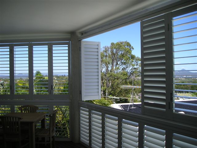 Thermalite Shutters Shutters Sunshine Coast
