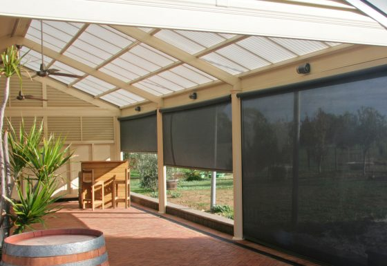 SlideTrack Blinds